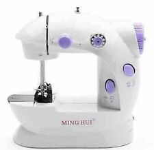 2 Speed Battery Operated Sewing Machine With Power Adapter & Foot Pedal