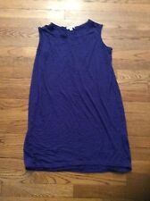 Gap Maternity Tunic Tank Top Sleeveless Small Euc Long Length ��