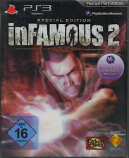 Infamous 2-Special Edition (PlayStation 3)