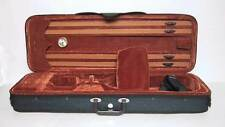 Classic 4/4 Violin Oblong Case. Deep Green. Lightweight *CLEARANCE*