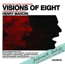 Henry Mancini & His Orchestra Visions of Eight & Just You and Me Together Love