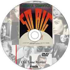 So Big DVD Barbara Stanwyck George Brent Bette Davis  Film Drama DVD 1932