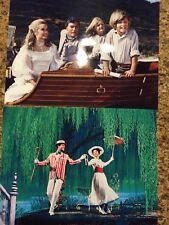 """Dick Vandyke, 8.5"""" X 11"""" Color Photo. Mary Poppins, And Chitty Chitty Bang Bang"""