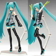VOCALOID Hatsune Miku Action Figure 1/8 Scale Painted PVC Anime Figurine Toys