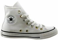 Converse CT All Star Hi Top Womens Canvas Trainers Boots White 547266C WH