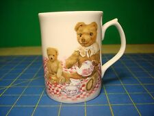 DUCHESS FINE BONE CHINA BEAR MUG MADE IN ENGLAND NEW PERFECT