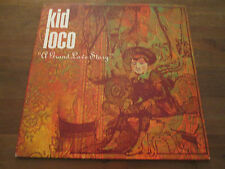 """2xVinyl LP Set KID LOCO - """"A GRAND LOVE STORY"""" • Yellow Productions 1997 NM!"""