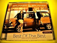 BRUNNER & BRUNNER - BEST OF THE BEST | DAS LETZTE ALBUM | Schlager 111austria
