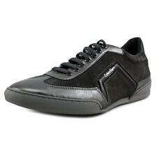 Calvin Klein Collection Lamina Canna Men US 10 Gray Sneakers