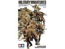 Tamiya 35207 1/35 Scale Model Military Figure Kit Russian Army Assault Infantry