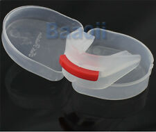 Stop snore   anti snoring SleepPro mouth-piece snoreguard Dvice