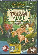 DVD - WALT DISNEY : LA LEGENDE DE TARZAN ET JANE / NEUF EMBALLE