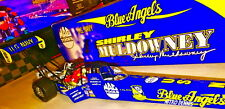 NHRA SHIRLEY MULDOWNEY 1:24 Top Fuel NITRO Dragster BLUE ANGELS Drag Racing