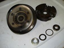 1998 Kawasaki Bayou 220 ATV Centrifugal Wet Clutch Hub and Drum 41033-1713
