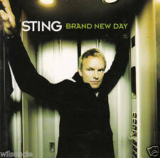 Brand New Day [ECD] by Sting (CD plus a CD-Rom EPK, Sep-1999, Universal/A&M)