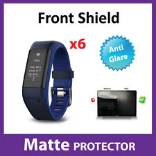Garmin Vivosmart HR Plus Watch MATTE FRONT Screen Protector Military Grade