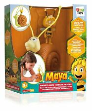 Shelby The Snail con Bee empuje a lo largo de Juguete Maya The