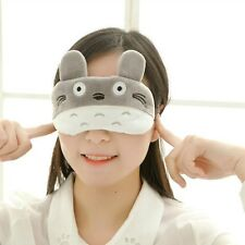 Totoro Eye Mask Shade Cover Eyepatch Blindfold Shield Travel Sleeping Aid