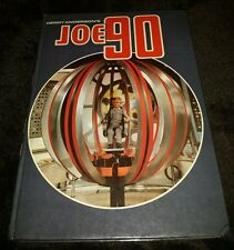 Joe 90 Hardback Annual 1968 - Gerry Anderson