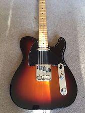 USA Fender American Telecaster en un nuevo caso