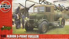 1/48 WWII RAF Albion 3-point Fueller ( Aircraft NOT Included) by Airfix