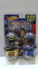 Hot Wheels World Race DVD Pack Episode 2 Krazy 8's & Power Pipes New in package