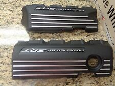 15-17 Dodge Challenger 6.4L Hemi SRT Engine Valve Covers Set of 2 Mopar Factory