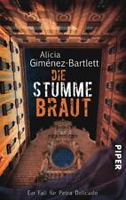 Gimenez-Bartlett, Alicia - Die stumme Braut: Ein Fall für Petra Delicado