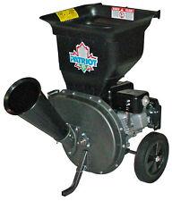 NEW Patriot CSV-3065B 6.5 hp Gas Wood Chipper Leaf Shredder