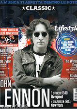 CLASSIC ROCK LIFESTYLE=N°13 12/2013=JOHN LENNON=BOB DYLAN=PEARL JAM=AREA=BOSTON