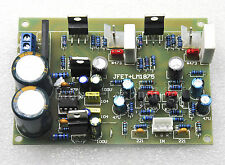 JFET 2SK30A FET buffer + LM1875 amplifier board 15V-20V Excluding radiators