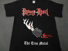POWER FROM HELL,  T-SHIRT LARGE SIZE