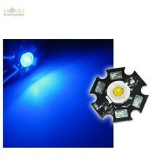 10 x Di alta prestazione LED Chip 1W BLU HIGHPOWER STAR LED