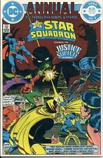 All Star Squadron (1981-1987) Ann. #3