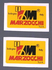 LAVERDA JOTA /3C/1000/DUCATI BEVEL 900SS MARZOCCHI FORKS LOWER LEG DECALS PAIR
