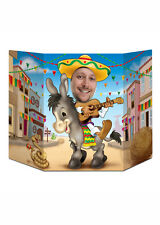 Mexican Fiesta Party Decoration Photo Prop