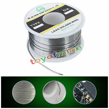 100g 1mm 60/40 Flux Reel/Tube Tin Lead Rosin Core Soldering Wire Welding Iron