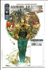 CYBER FORCE / HUNTER KILLER FIRST LOOK (Free Comic Book Day 2009), VF/NM