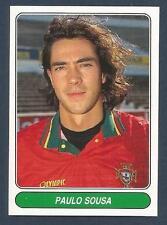 PANINI EUROPEAN FOOTBALL STARS 1997- #075-BORUSSIA DORTMUND/PORTUGAL-PAULO SOUSA