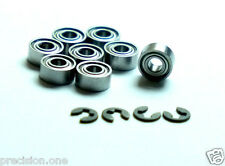 Parrot AR.Drone 1.0 & 2.0 tuning Kugellager - ball bearings PRO Edition