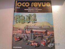**j Loco Revue n°457 Régulateur électronique 6600 Märklin / BSR 83 JC