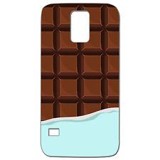 Coque 3 D Téléphone - SAMSUNG GALAXY S5 - TABLETTE DE CHOCOLAT