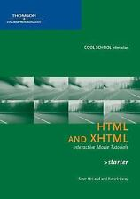 HTML and XHTML : Interactive Movie Tutorials by Mcleod, Scott McLeod CD