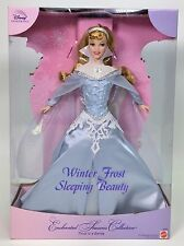 WINTER FROST SLEEPING BEAUTY DISNEY COLLECTOR DOLL ENCHANTED SEASONS NRFB