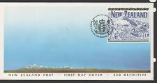 New Zealand 1994 FDC $20 Definitive stamp