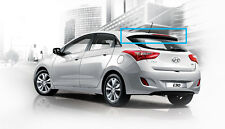 Genuine LED Rear Roof Spoiler UNPAINTED For 2012 2014 Hyundai Elantra GT : i30