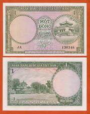 P01  Vietnam Süd / Vietnam South   1  Dong   1956   UNC