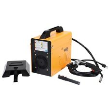 High Quality MIG 130 Welder Flux Core Wire Automatic Feed Welding w/ Free Mask