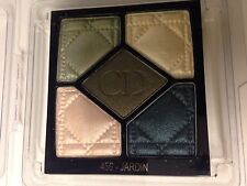 Christian Dior 5 Shades Eye Shadow Palette #456 Jardin Full Size