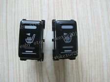 Seat heater switch * 2 pcs, fit Nissan cars,trucks.used for replace the damaged